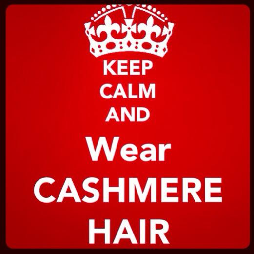 Cashmere Hair Is Here For You!
