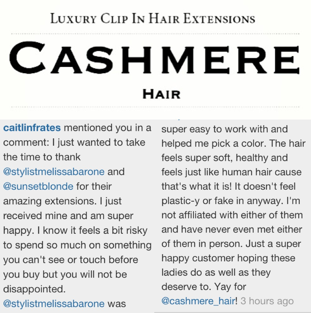 CASHMERE HAIR CLIP IN HAIR EXTENSIONS BEVERLY HILLS