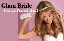 Picture Perfect Wedding Day Hair