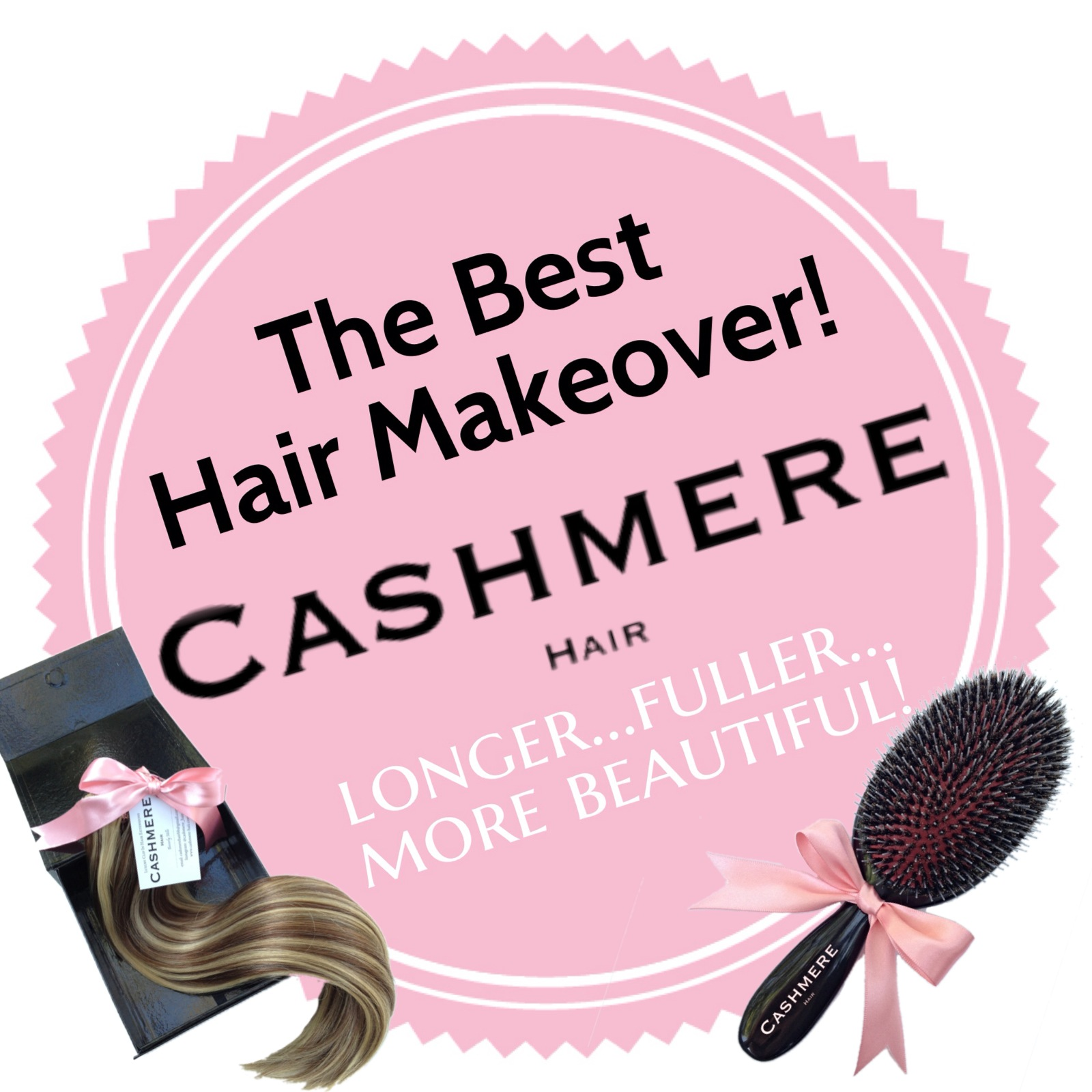 CASHMERE HAIR Style Guide: Instant Makeover!