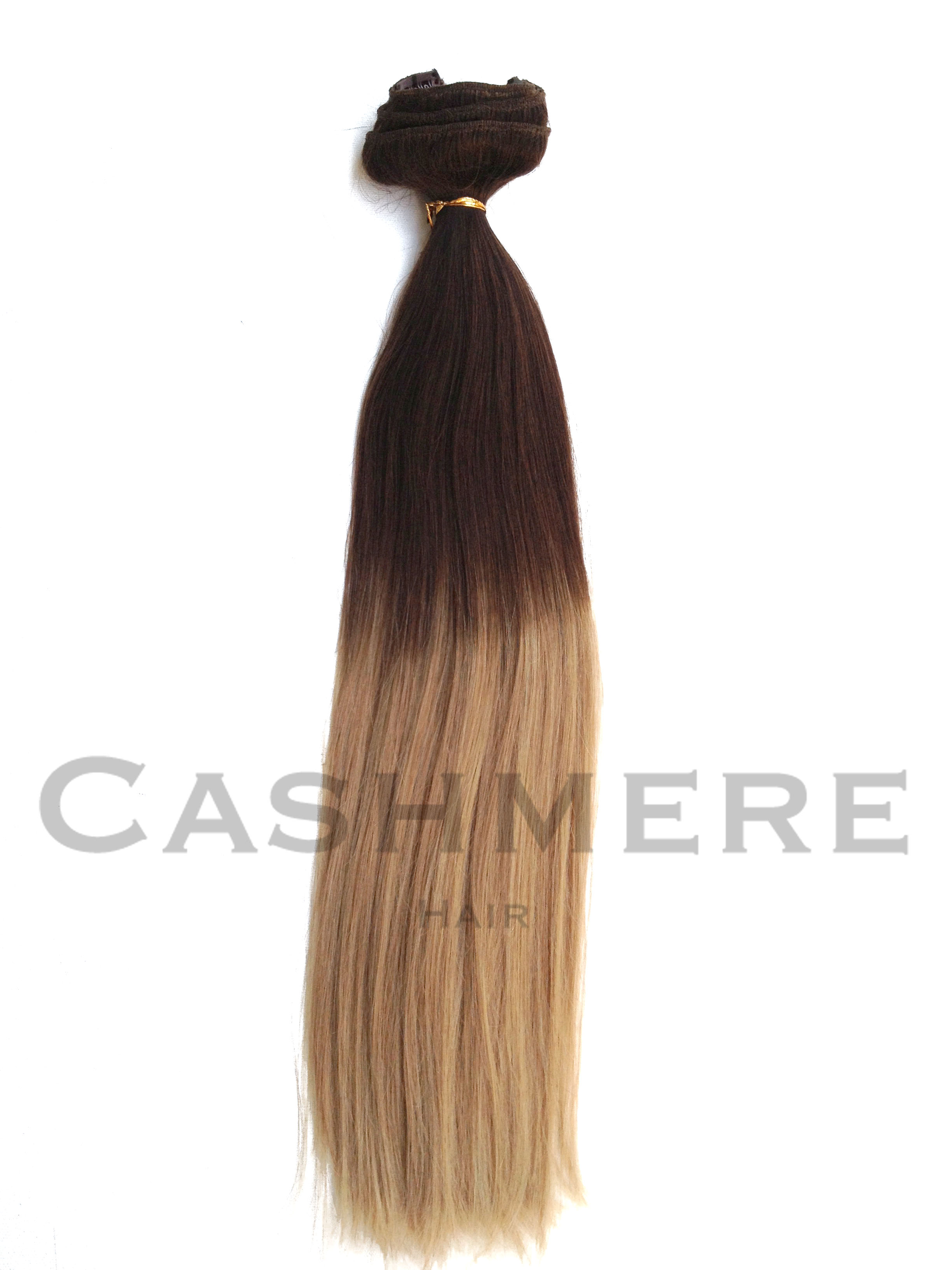 OMBRÉ Hair Extensions from CASHMERE HAIR CLIP IN EXTENSIONS!