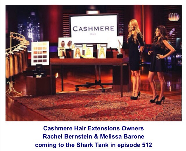 cashmere hair shark tank