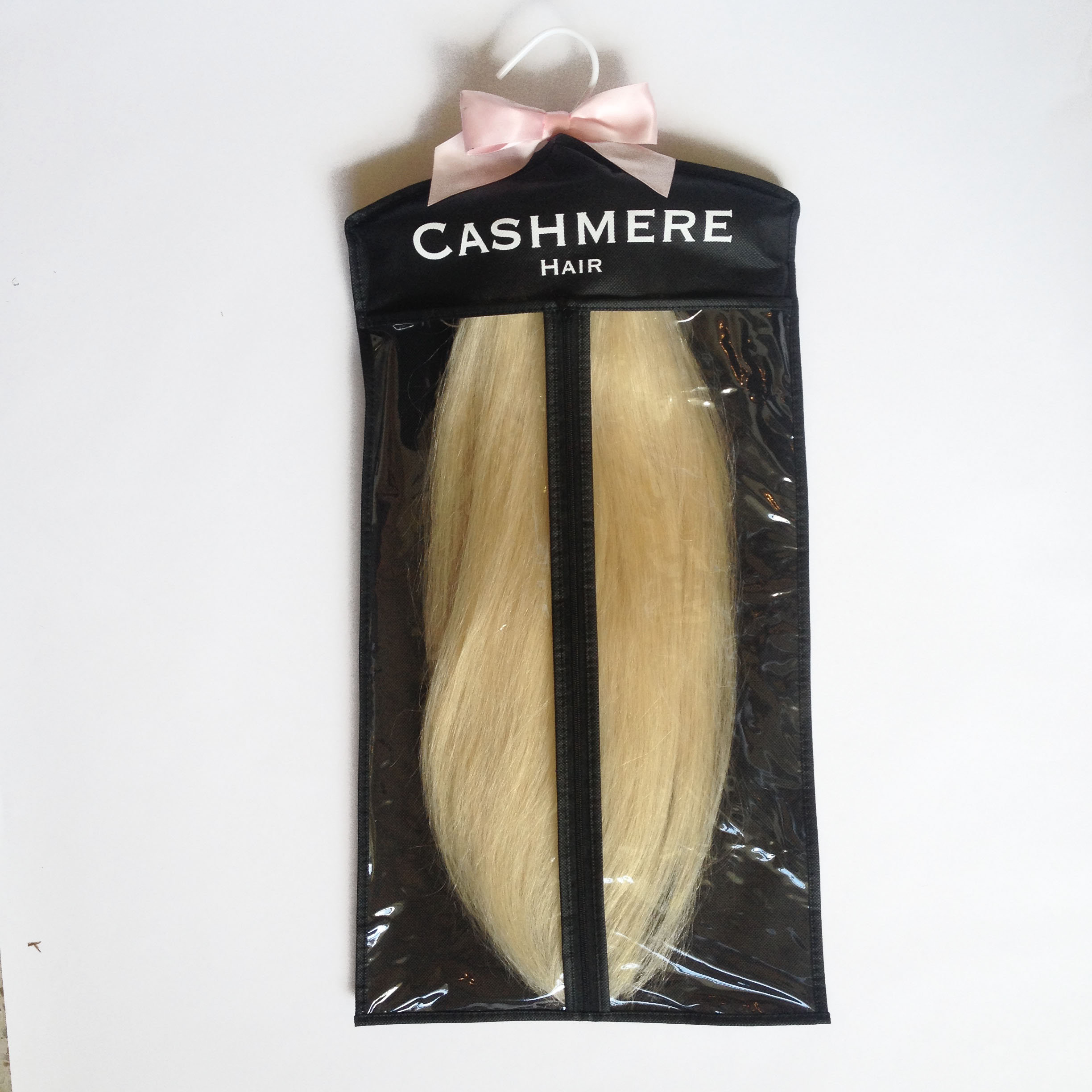 New! THE LUXURY BAG Is The Perfect Way To Store Cashmere Hair
