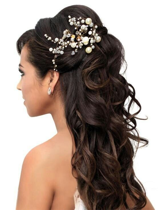 Bridal Hair Inspirations For Your Wedding Day | Cashmere Hair Clip In Extensions