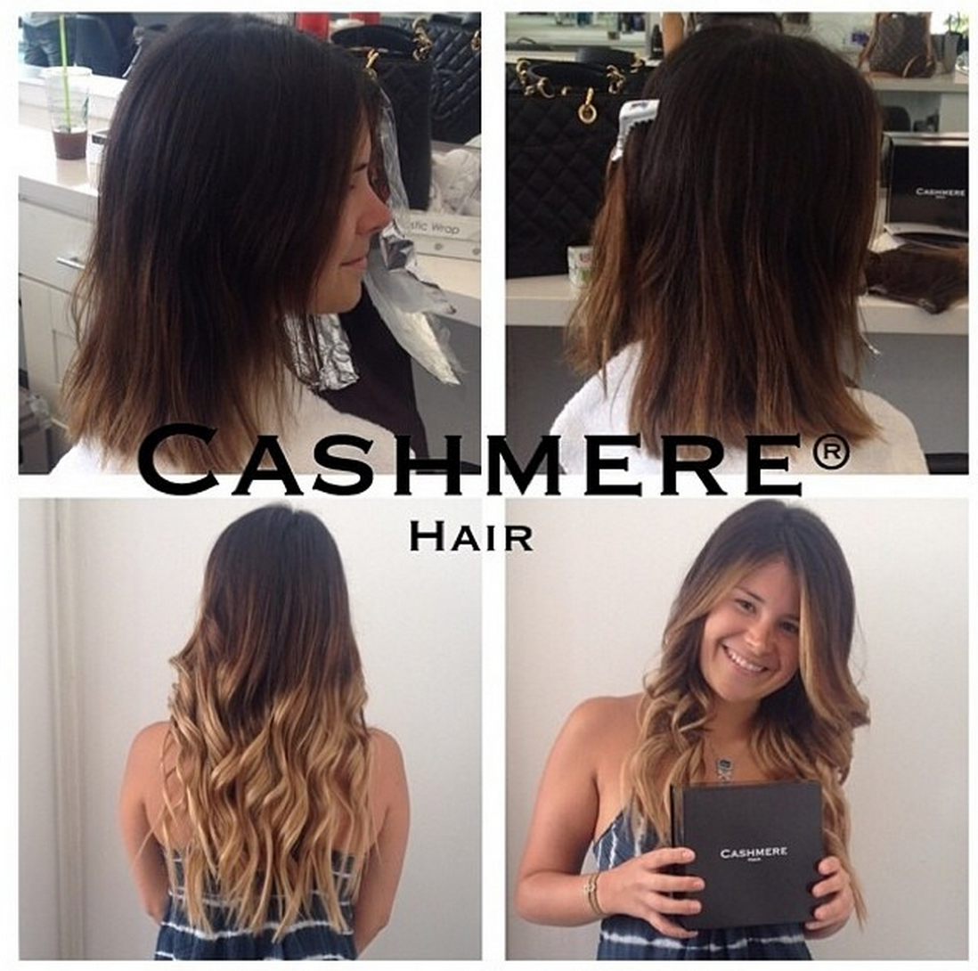 Cashmere Hair Before & Afters