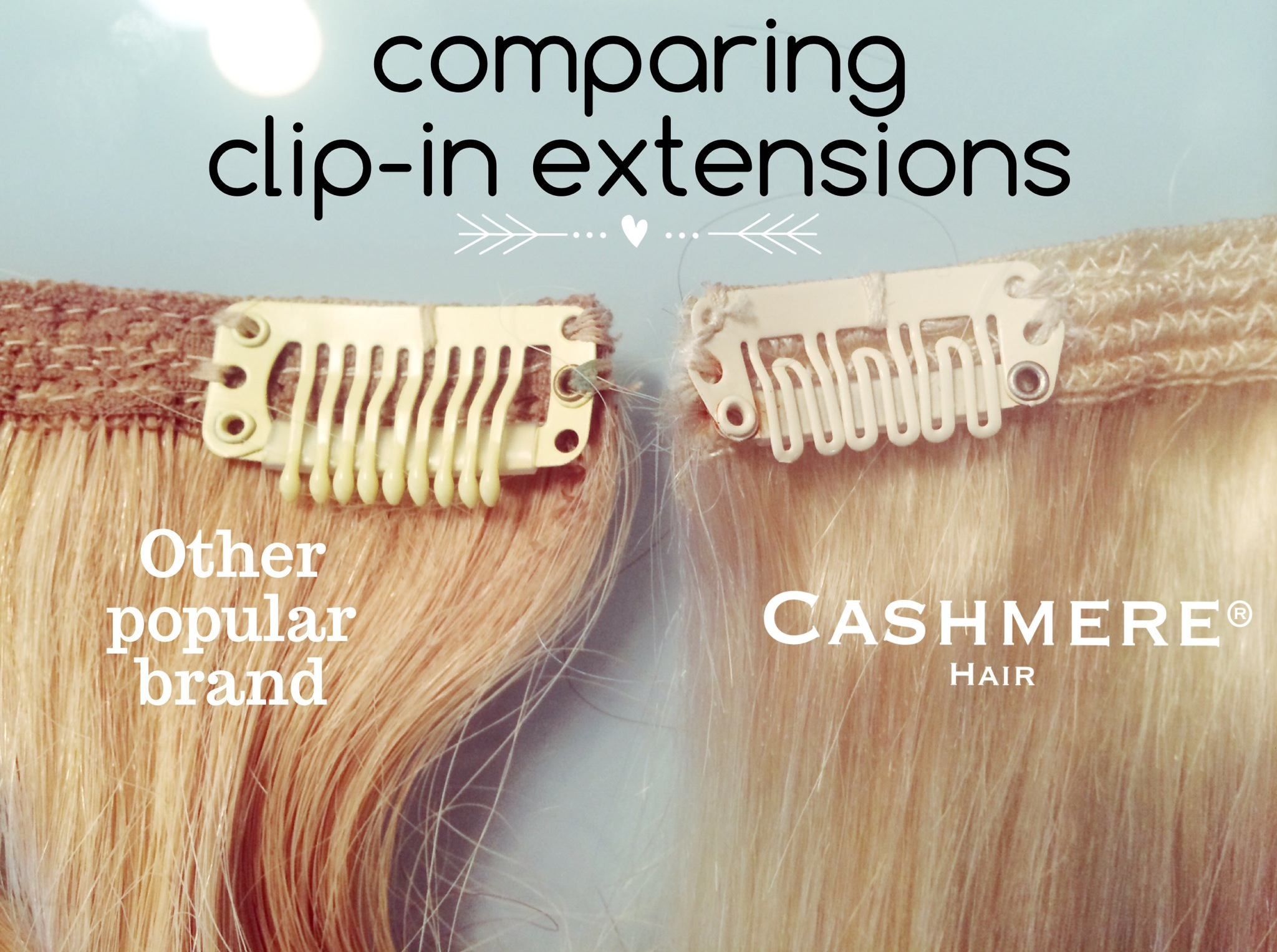 Comparing Clip In Hair Extension Brands Cashmere Hair Clip In