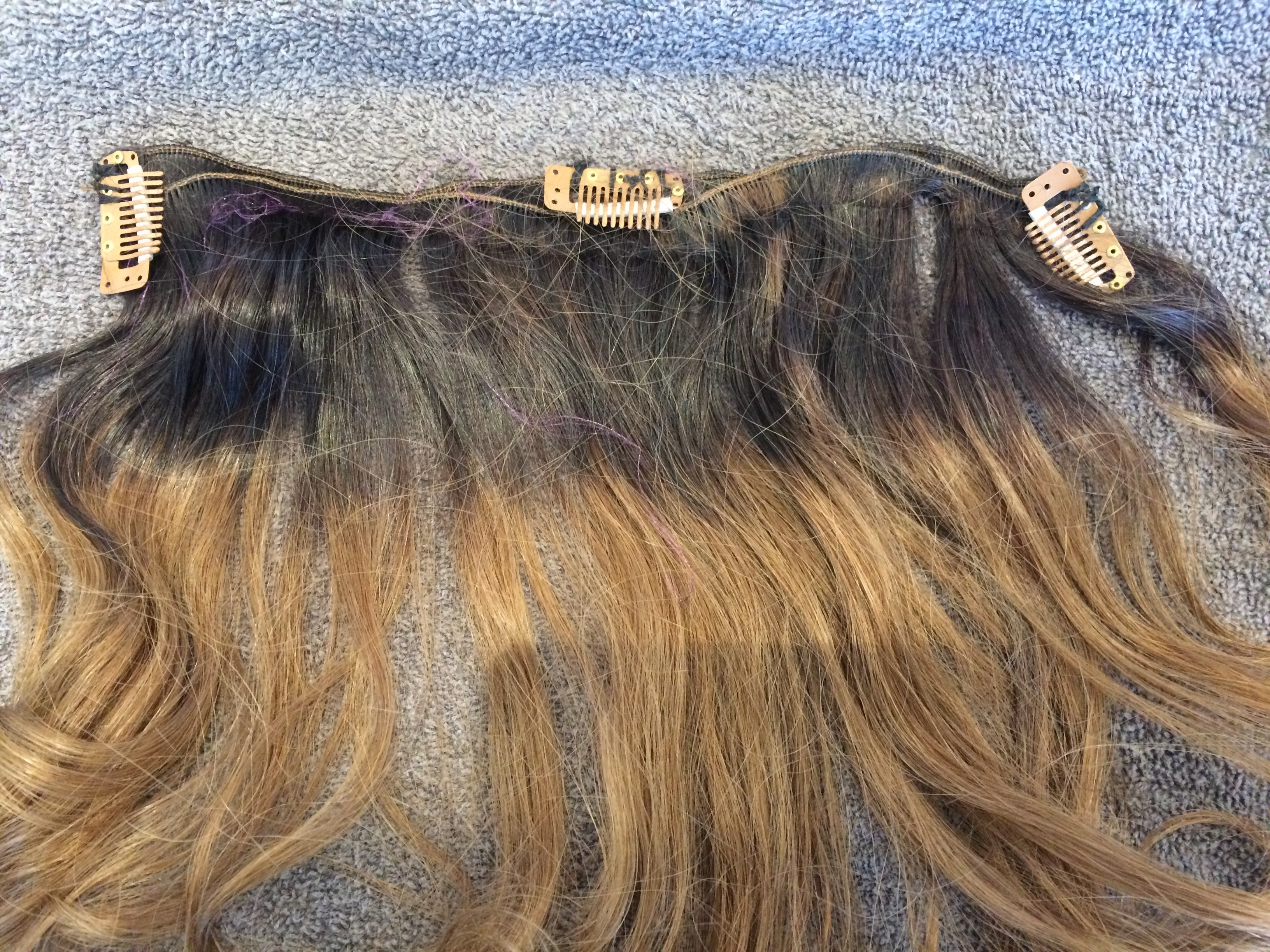 Bad Clip Ins Vs Good Clip Ins Cashmere Hair Clip In Extensions