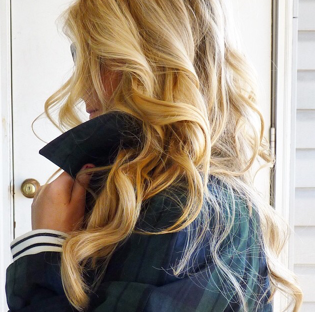 Cashmere Hair Inspirations