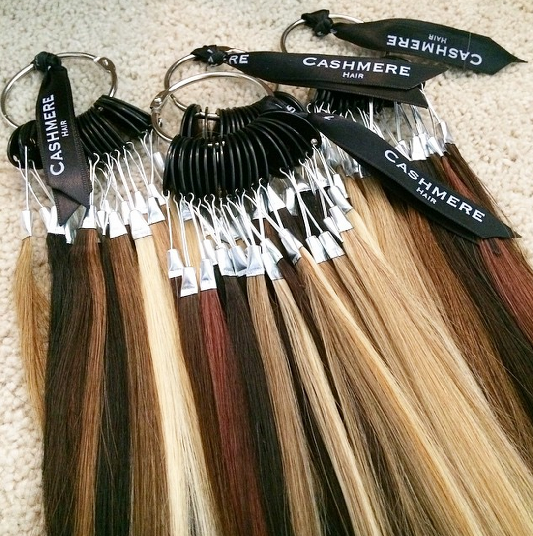 How Many Shades Does Cashmere Hair Have?