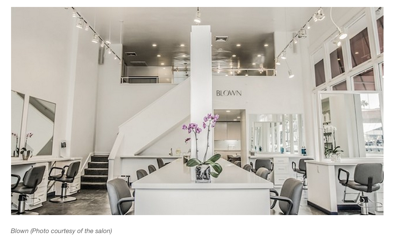 Hair Salons Where You Can Get A-List Style On A C-List Budget