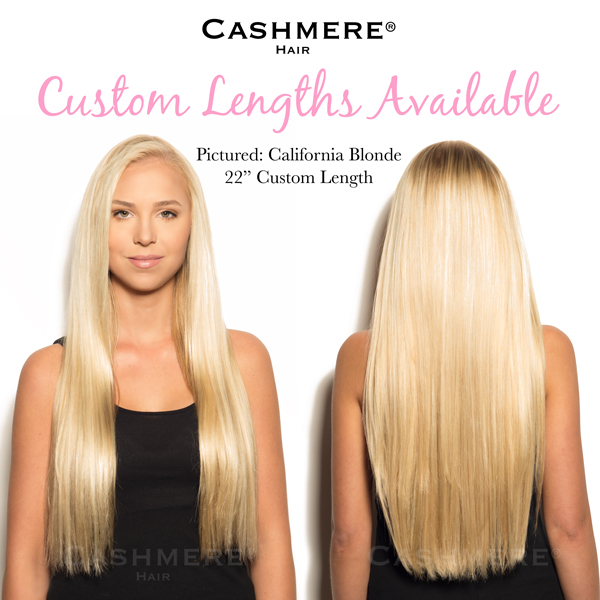 Want A Longer Length Of CASHMERE HAIR?