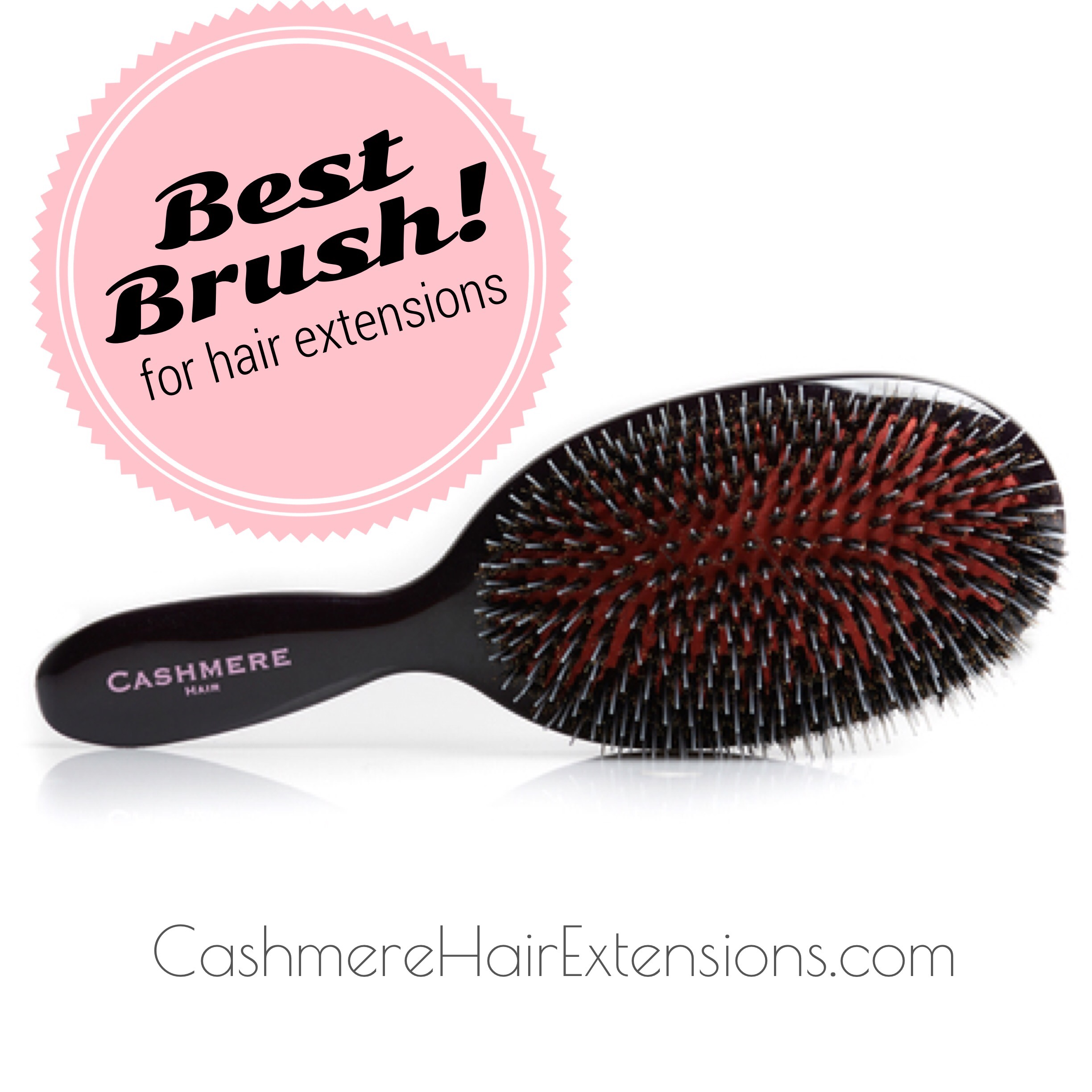 What Kind Of Brush Should I Use With Hair Extensions Cashmere