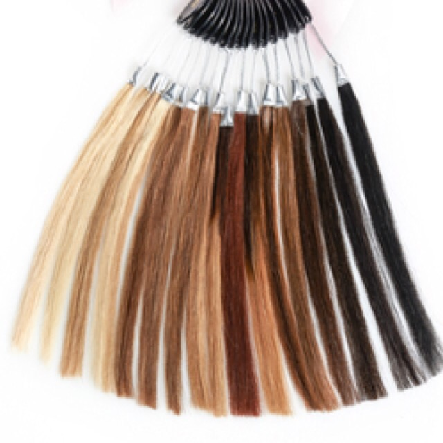 24 Shades of Cashmere Hair