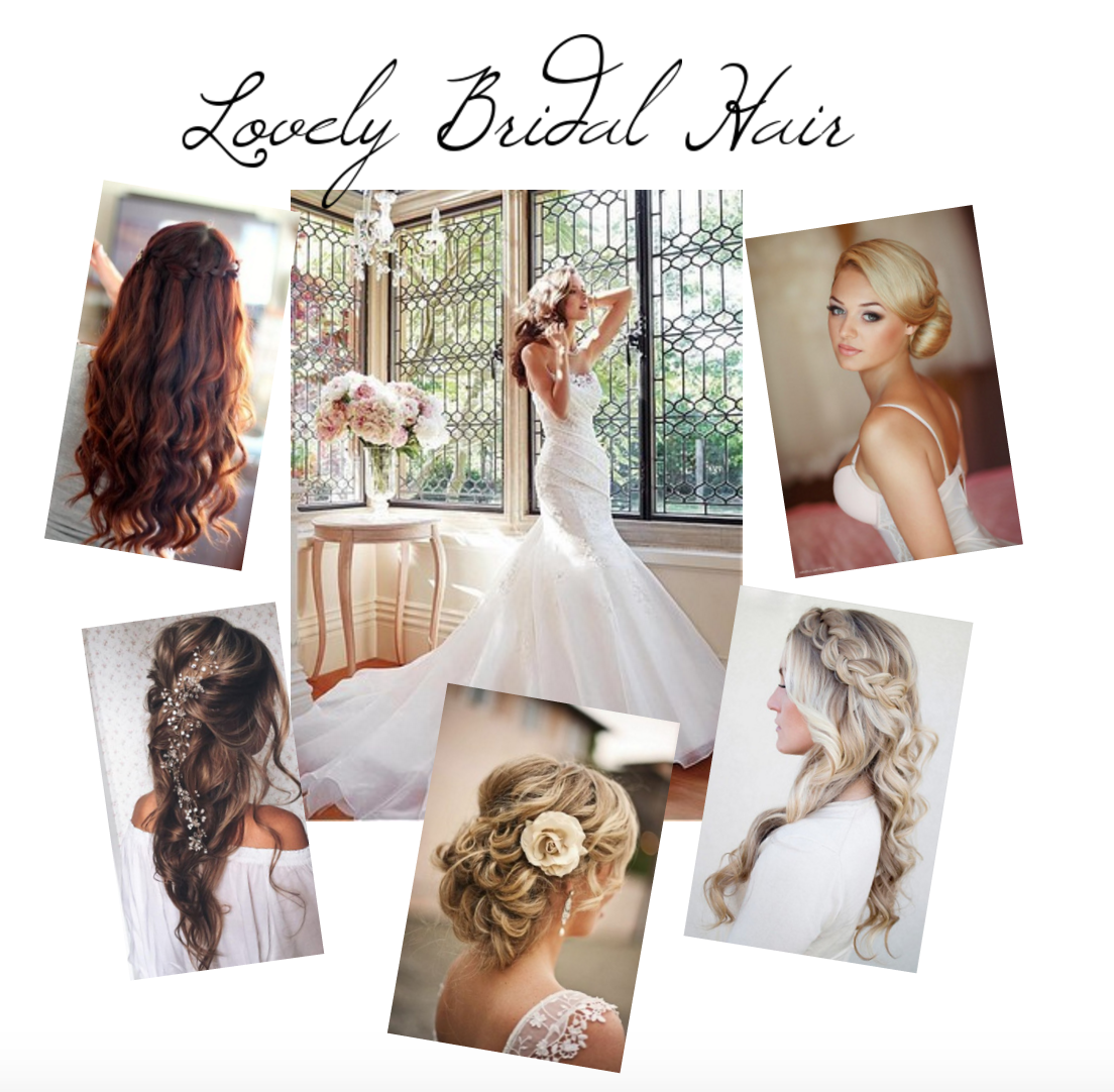 Why Cashmere Hair is a Wedding Day MUST HAVE