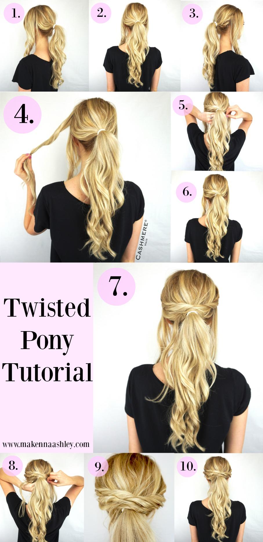 Twisted Pony Tutorial