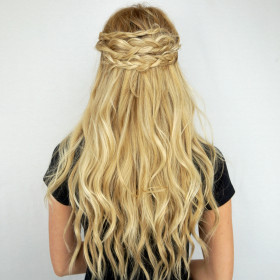 Boho Festival Braids Tutorial
