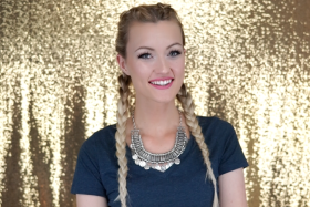 Kardashian Inspired Braid Tutorial