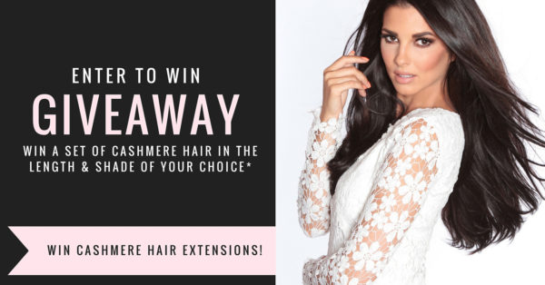 FREE Clip-In Extensions Giveaway!