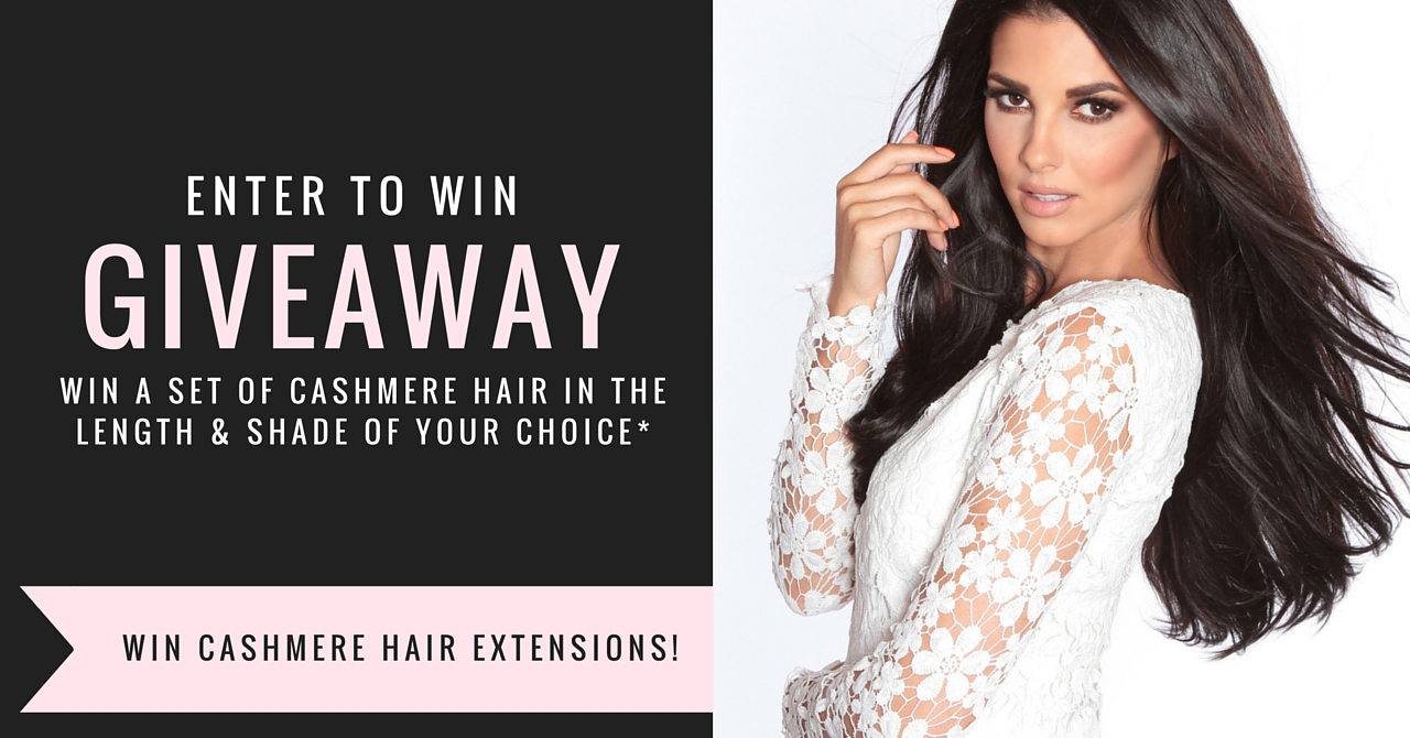 Free Clip In Extensions Giveaway Cashmere Hair Clip In Extensions
