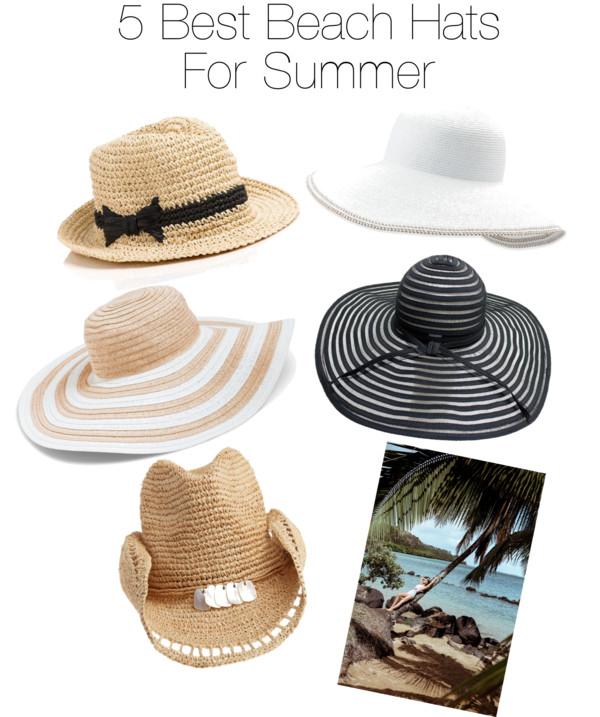 5 Best Beach Hats For Summer