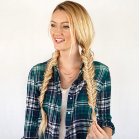 Fishtail Pigtails