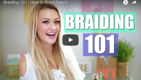 VIDEO: Braiding 101