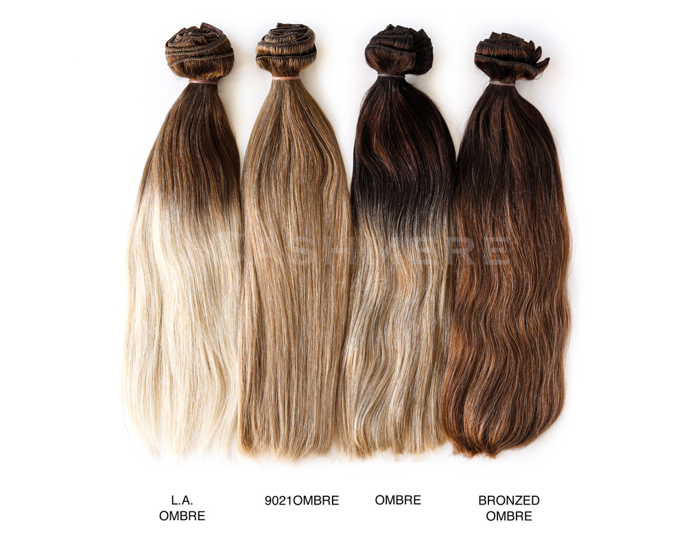 Color Chart Cashmere Hair