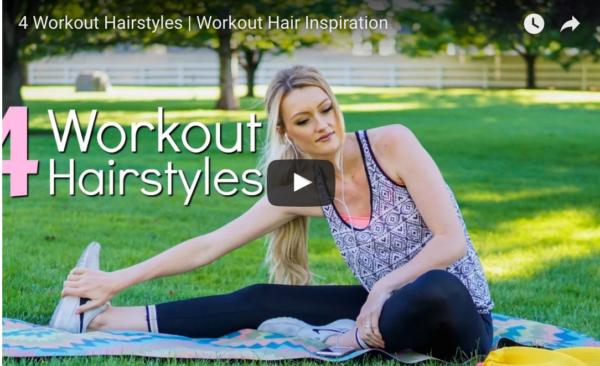 Workout Hair Inspiration