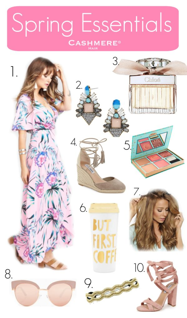 Spring Essentials Gift Guide