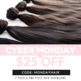 CYBER MONDAY $25 Off