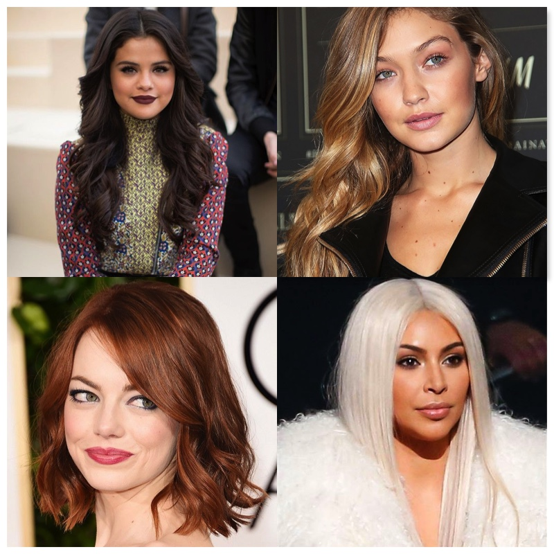 Winter Haircolor Trends 2017
