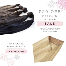 Holiday Sale $20 off