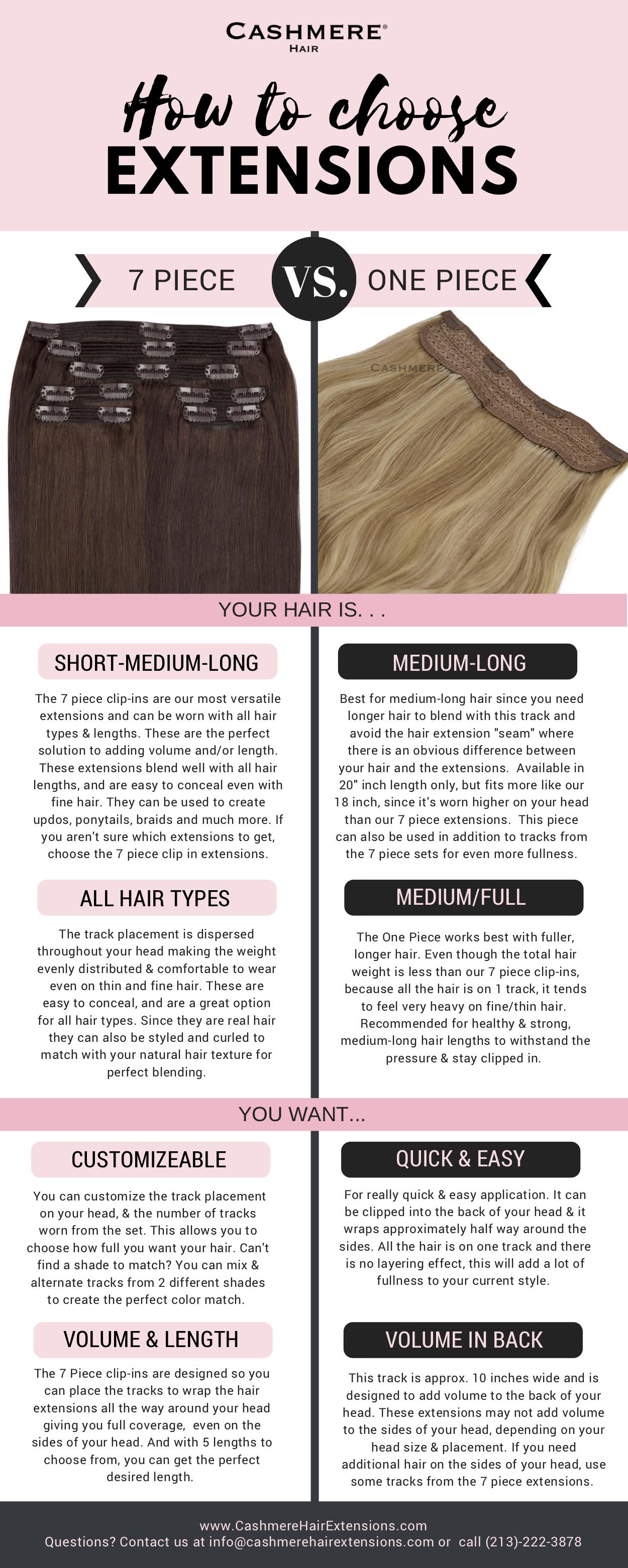 CLIP IIN HAIR EXTENSIONS CASHMERE HAIR