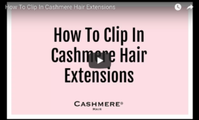 How to Clip In Extensions For Every Style